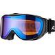 Alpina Challenge 2.0 Quattroflex Mirror S2 Goggles blå/sort